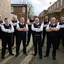 Group of equita bailiffs